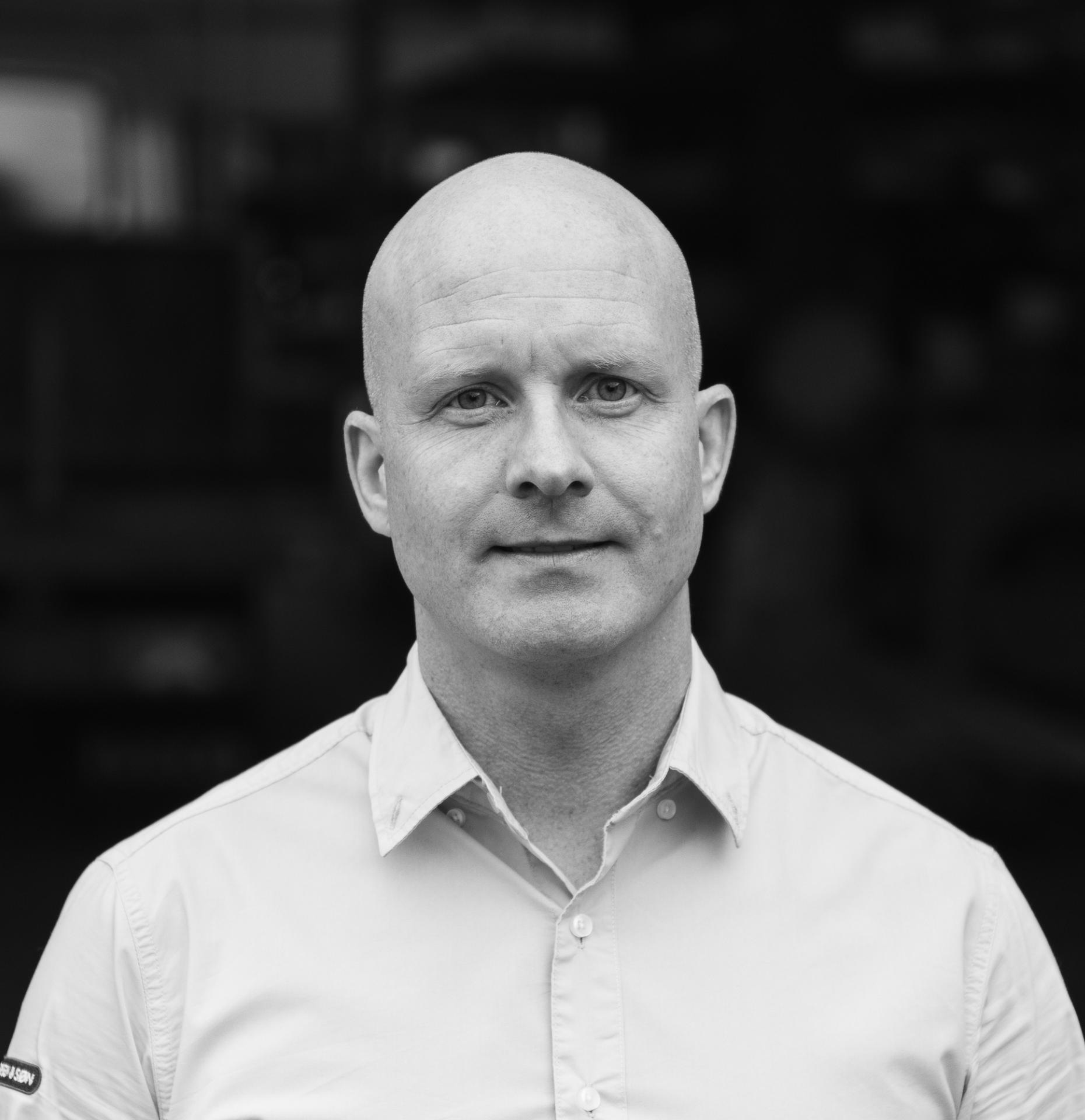COO Peter Birkmann, Erik Larsen & Søn